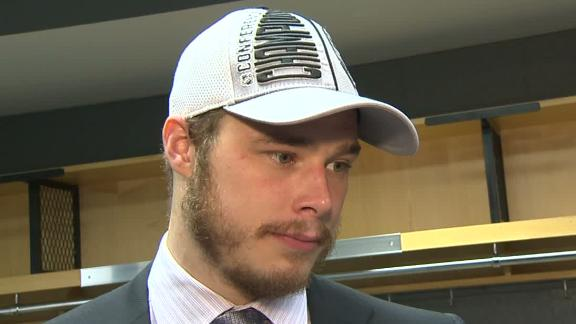 Dustin Brown Talks Blackhawks, Rangers
