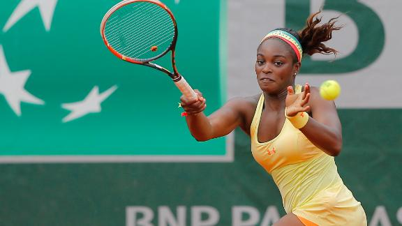 Sloane Looking Forward To Wimbledon
