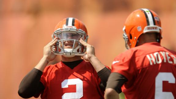 Tate: Manziel Attention 'Annoying'