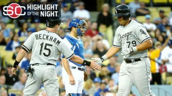 White Sox Fall To Dodgers