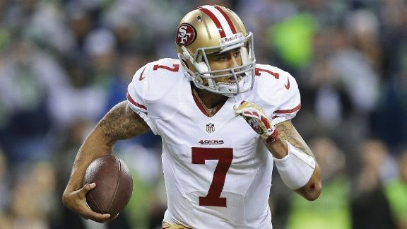 Kaepernick Looking For Big Deal From 49ers