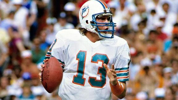 Marino Files Concussion Lawsuit Against NFL