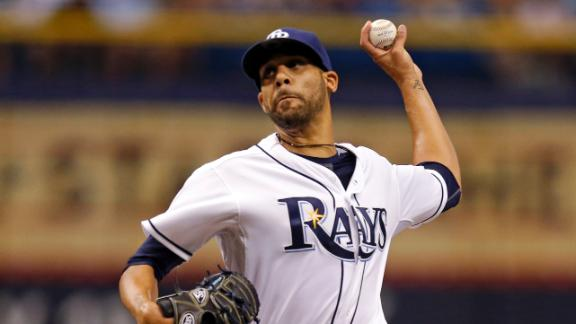 Price, Rays Fall To Marlins