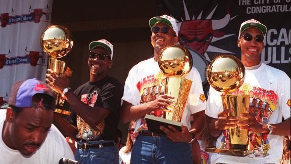 2014 Heat vs. 1993 Bulls
