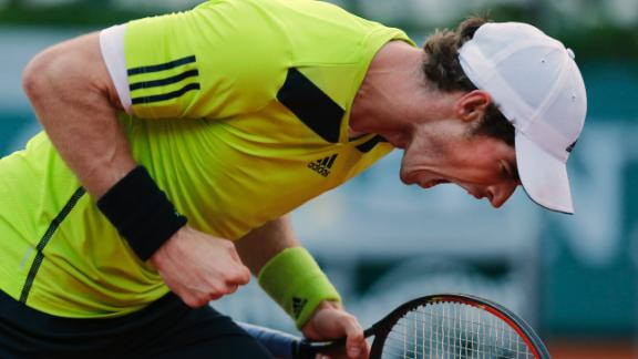 Murray's Bizarre, 5-Set Win Over Monfils