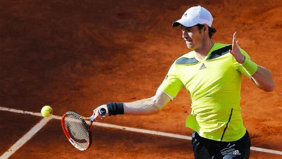Murray Advances To French Open Semis