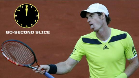 60-Second Slice: French Open Day 11