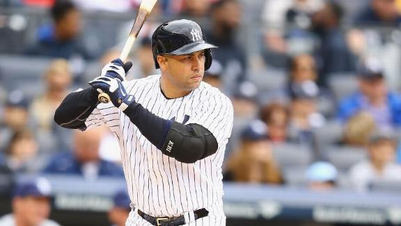 Carlos Beltran Back For Yankees