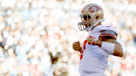 Mailbag -- Is Colin Kaepernick's deal a new model?