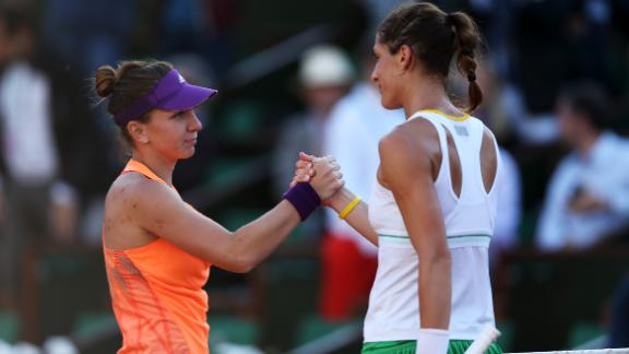 Halep Advances To French Open Final