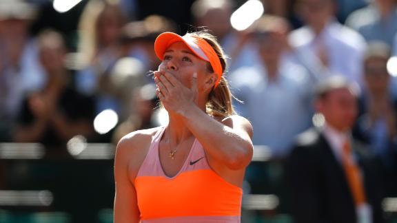 Sharapova On Win