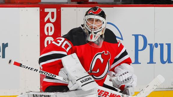 Brodeur Not Calling It Quits