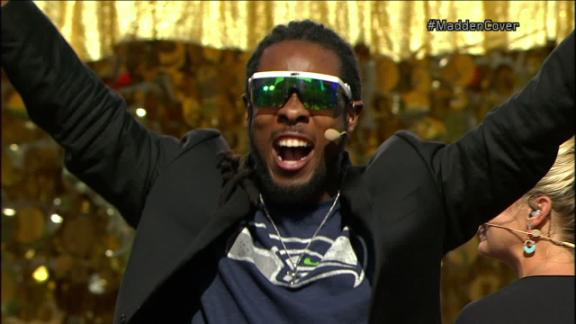 Richard Sherman Wins Madden Cover Vote