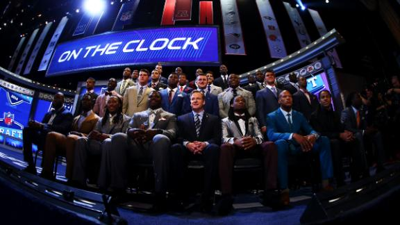NFL Looking At 3 Cities For '15 Draft