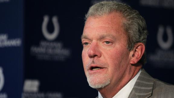 Irsay Still Awaiting NFL Punishment
