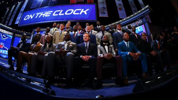 NYC Likely Out As Host Of NFL Draft
