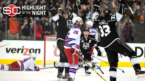 Kings Rally To Win 2OT Thriller