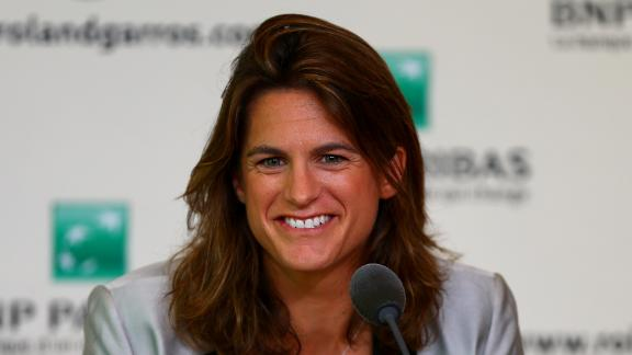Murray Names Mauresmo As Coach