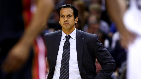 Video - Spoelstra's Plan Guides Heat Past Spurs