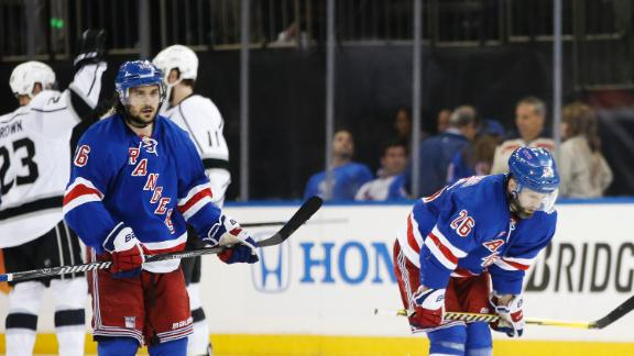 Can The Rangers Get Back In It?