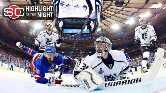 Kings Push Rangers To Brink
