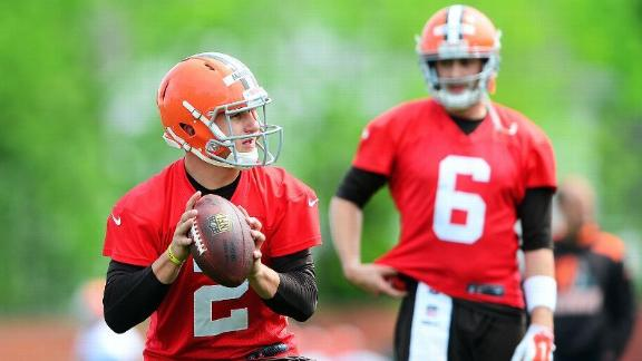 Manziel Reason For Browns' 'Hard Knocks' Rejection?