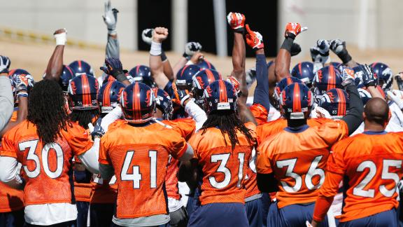 Broncos Minicamp Report