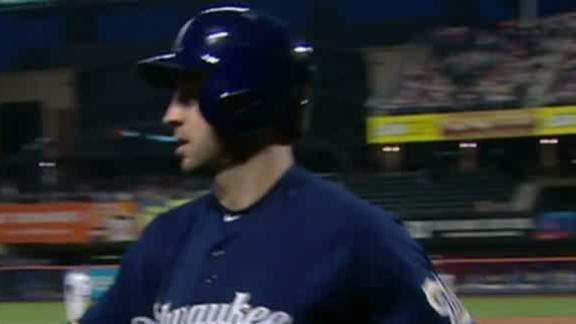 Video - Brewers Breeze Past Mets