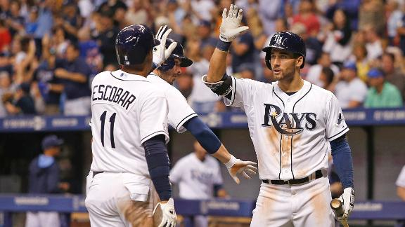 Video - Rays Double Up Cardinals