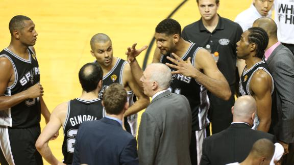 Video - Breaking Down The Spurs' Win