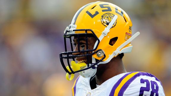 LSU Suspends Jalen Mills Indefinitely