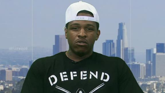 Rashad McCants:  Standing By His Words