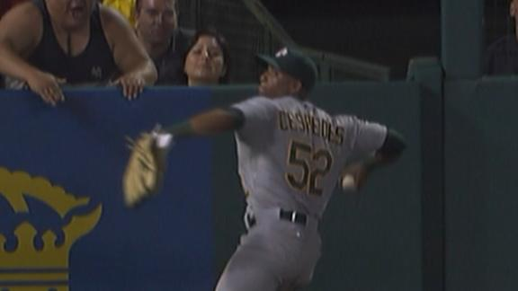Cespedes Does It Again