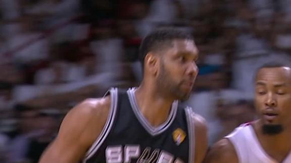 Spurs burn Heat again, pull within 1 of title