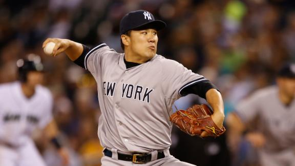 Tanaka Throws Complete Game