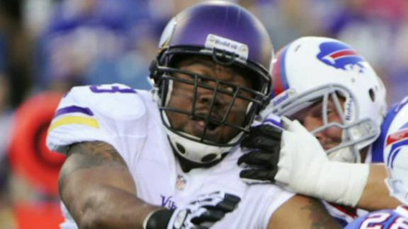 Sources: Seahawks add ex-Vikes DT Williams
