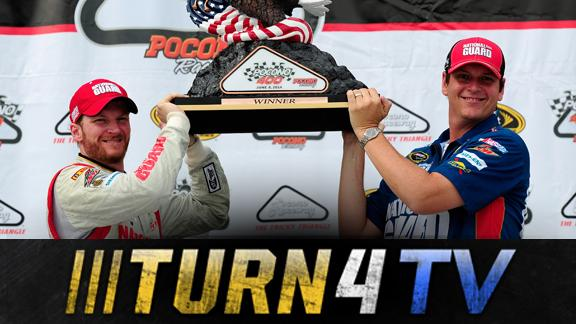 Turn 4 TV: Dale Jr.'s Season Of Destiny?