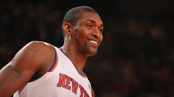 Metta World Peace Joining High School Staff
