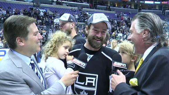 Justin Williams Named MVP