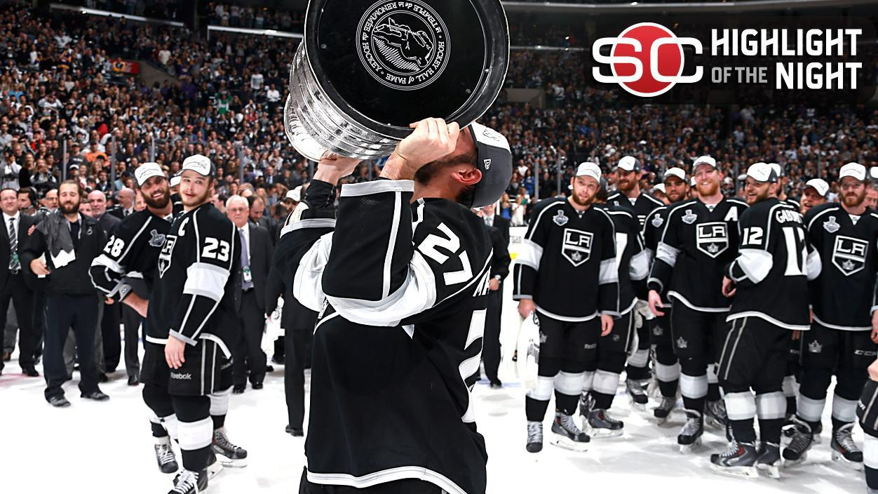 Kings fans celebrate 2nd Cup in last 3 years