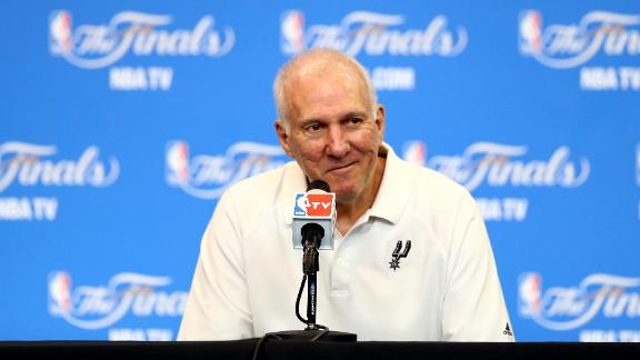 Popovich Wants To Continue Coaching