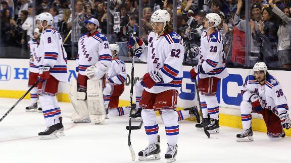 Video - Rangers Fall Just Short Of Ultimate Goal