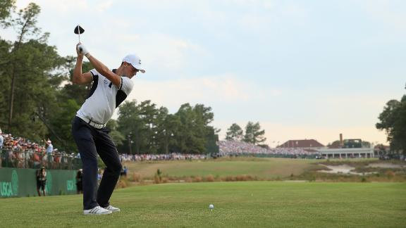 Kaymer On Tough Final Round