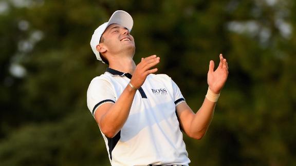 Martin Kaymer Wins U.S. Open