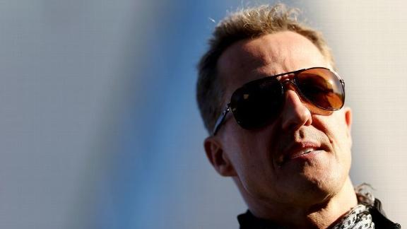 Seven-Time F1 Champ Schumacher Out Of Coma