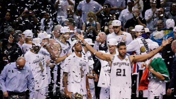 Skip: Spurs Will Win Sixth Title In 2015