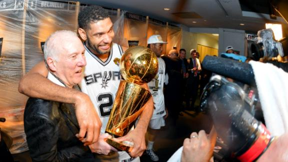 Future Uncertain For Popovich, Duncan?