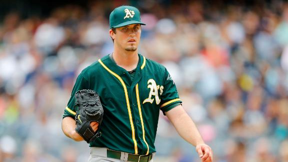 Drew Pomeranz Breaks Hand On Chair