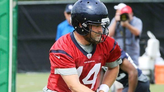Texans' Fitzpatrick given starting nod at QB