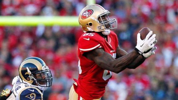 Harbaugh on absent Davis: Not '49er way'